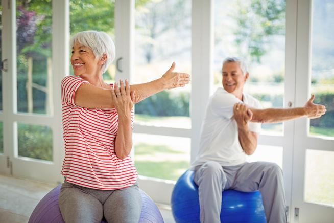 Vitalpilze können die Beweglichkeit natürlich unterstützen