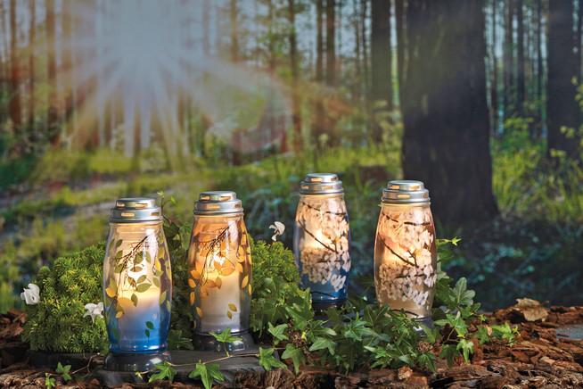 Trauermonat November: Rituale ändern sich, die Tradition der Grablichte