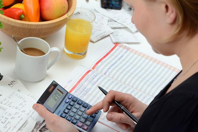 Mit einem Haushaltskalender die privaten Finanzen besser im Griff behalt