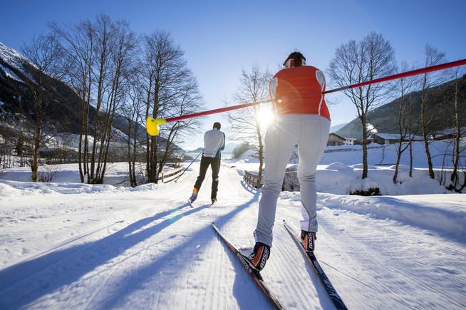Alpine Perlen: Winterurlaub auf die sanfte Art