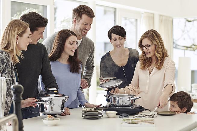 Alles rund ums Kochen, Essen und Genießen
