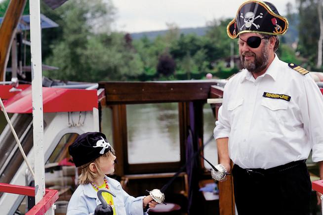 Der Schiffsführer geht in den Ruhestand und sucht einen Nachfolger