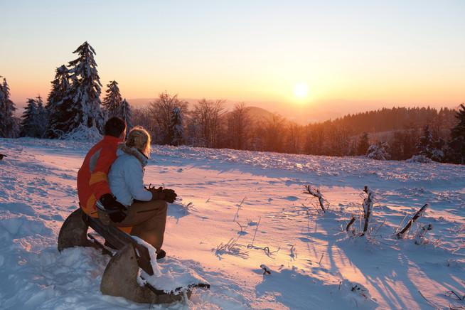 Ein entspannter Wellness-Winterurlaub im Schmallenberger Sauerland