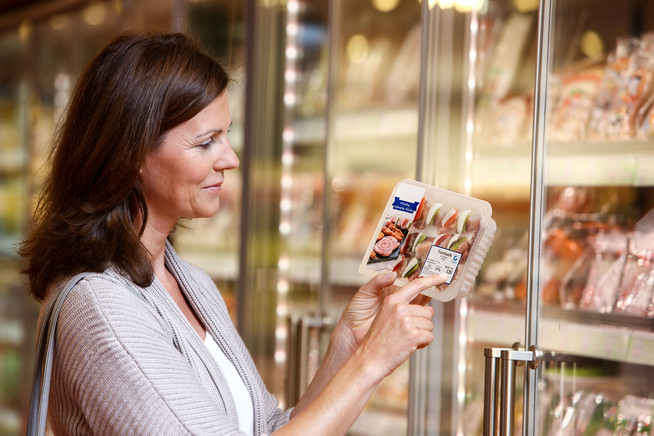 Convenience-Produkte  sind sicherer mit geprüften Zutaten