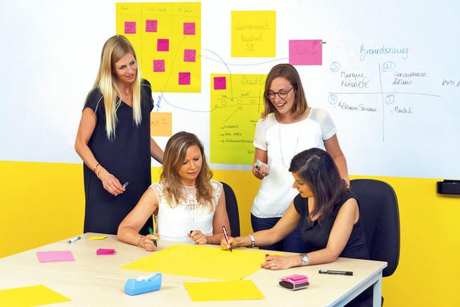 Eine flexible Arbeitswelt erfordert neue Hilfsmittel für erfolgreiche M
