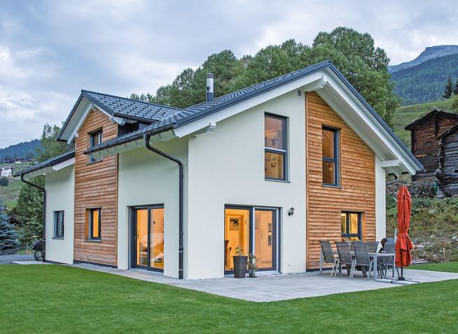 Die Wohngesundheit spielt beim Neubau eine wichtige Rolle