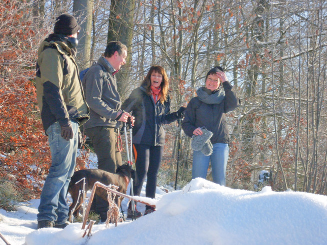 Das Wandern rund um Osterode am Harz erfrischt alle Sinne
