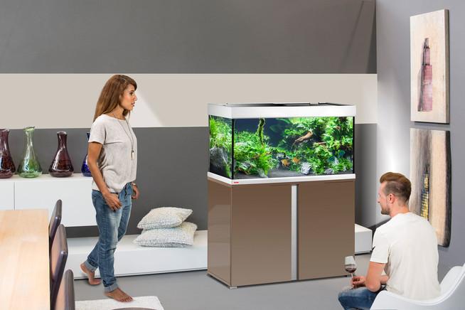 Mit programmierbarem LED-Controller die Beleuchtung des Aquariums optimi