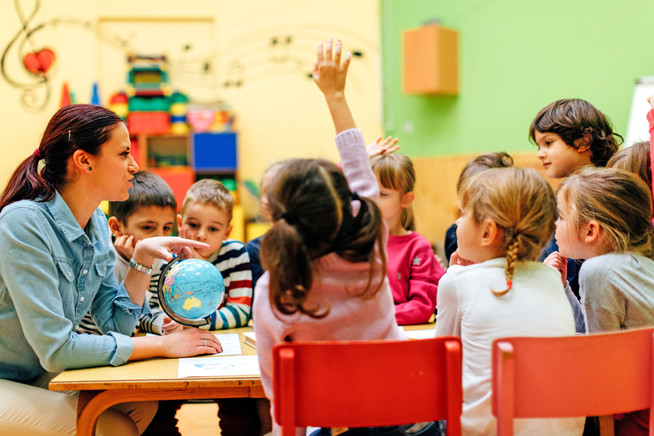 Interview: Kita-Leiterin Monika Klix über Schutz im Alltag mit Kindern