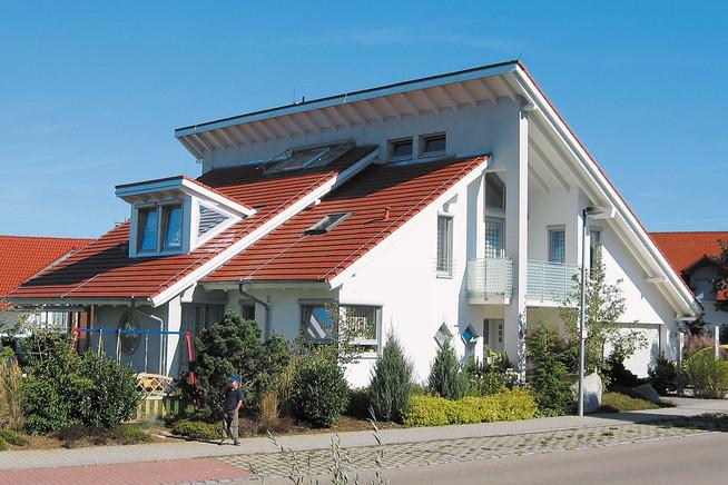 Wohnhaus mit Pultdach: Mehr als nur eine Modeerscheinung