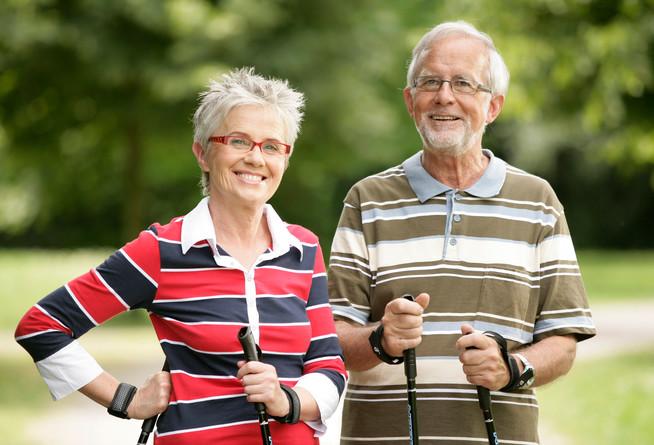 Auf ihre Sehstärke müssen sich mobile Senioren verlassen können