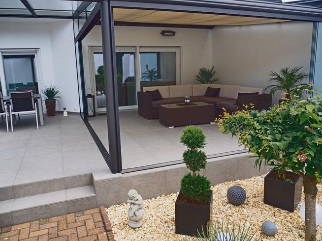 Hochwertige Belage Auf Balkon Und Terrasse Benotigen Eine