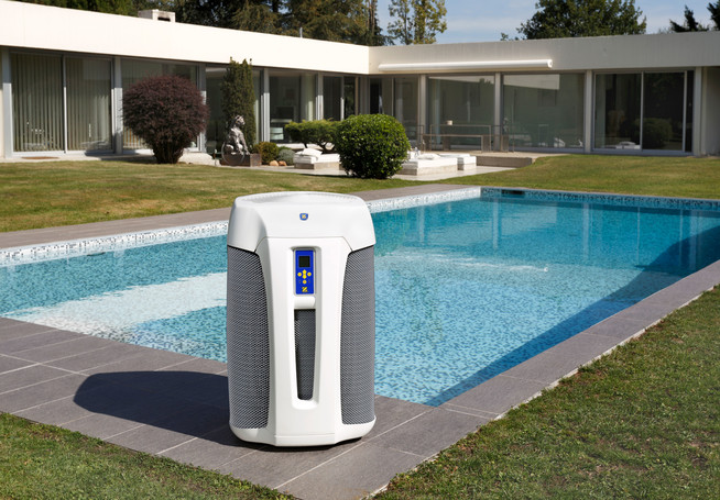 Angenehme Wassertemperaturen mit Wärmepumpenheizung umweltgerecht erzeu