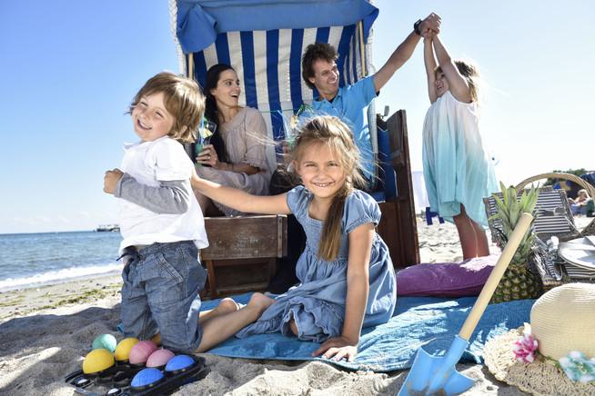 Urlaubsfreuden im OstseeFerienLand mit seinen fünf sehenswerten Hauptst