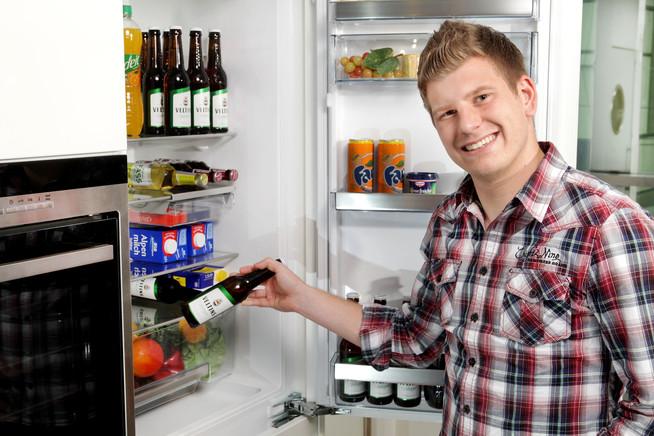 Verbraucher können mit der richtigen Lagerung den optimalen Geschmack e