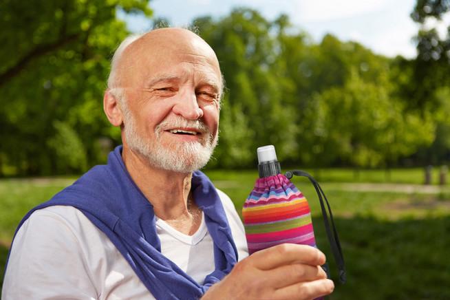 Ob Radeln, Schwimmen oder Gymnastik: Jede Bewegung trägt zur Gesundheit
