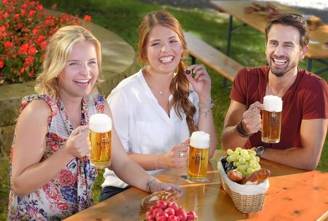 Biergärten bieten eine außergewöhnlich facettenreiche Gastronomie