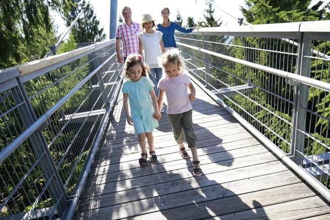 Allgäu: Im Naturerlebnispark eröffnen sich ganz neue Perspektiven