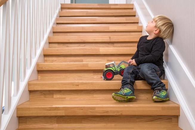 So bekommt die Treppe im Handumdrehen einen neuen Look