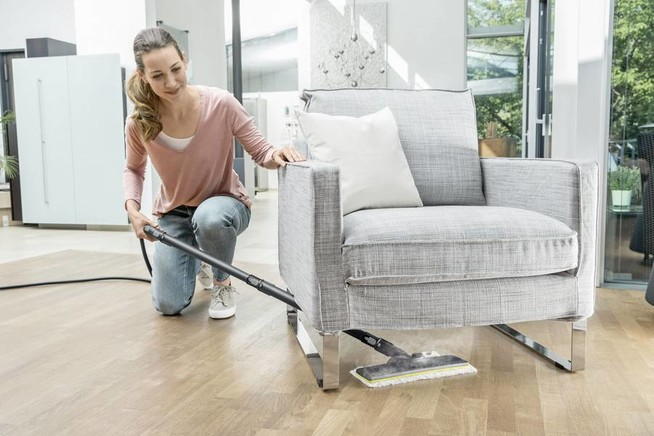 Hauswirtschaftsmeisterin Urte Paaßen gibt Tipps zur Arbeitserleichterun