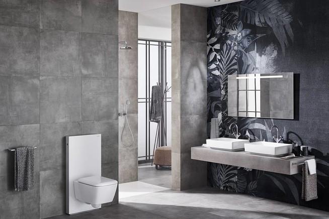 Gestaltungsfreiheit für den meist genutzten Badbereich